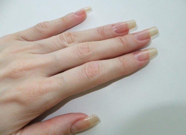 как вырастить ногти за неделю